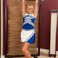 Naughty teen cheerleader-00