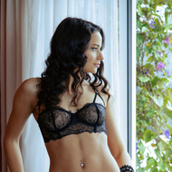 Hot Ardelia Takes Off Her Sexy Lingerie-14