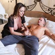 Busty MILF Ariella Ferrera Having Hardcore Sex-01
