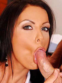 Sheila Grant Gives Blowjob