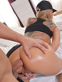 Anal Sex With Kayla Green
