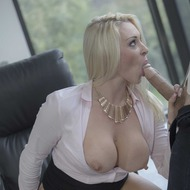 Hardcore Sex In The Office Featuring Victoria Summer-12