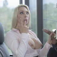 Hardcore Sex In The Office Featuring Victoria Summer-17